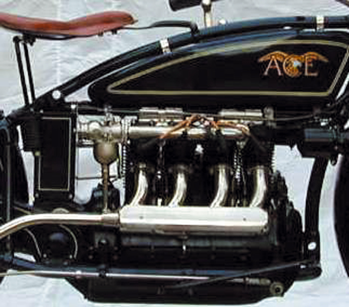ACE Motorcycles X4