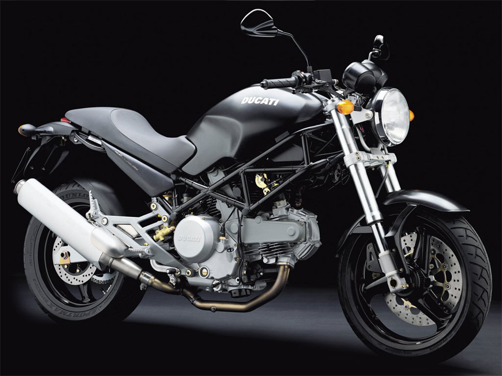 Ducati Monster 600 Dark