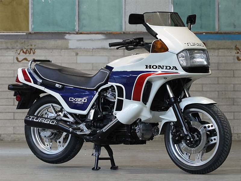 Honda CX 650 Turbo