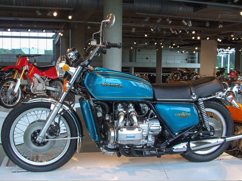 Honda GL 1000 Goldwing 1975