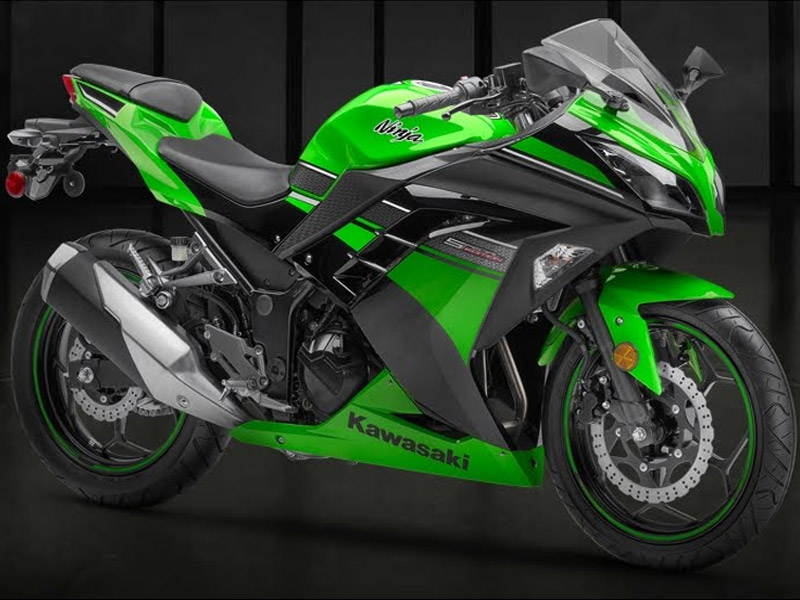 Kawasaki ninja 300 te koop