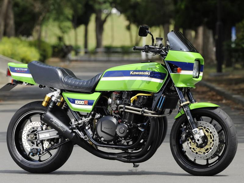 Kawasaki Zxr Aftermarket Exhaust