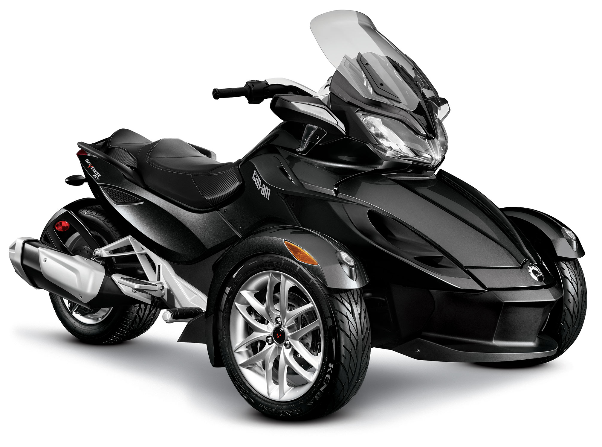 can am spyder st. Black Bedroom Furniture Sets. Home Design Ideas