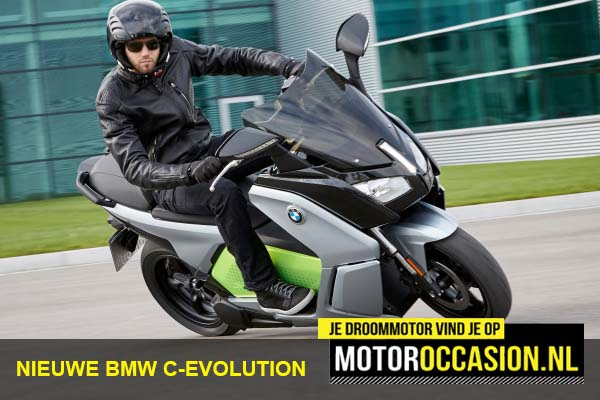 Bmw c evolution tweedehands